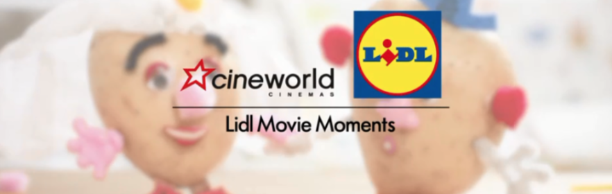 Lidl Moviemoments achieve winning success at DCM Awards 2019